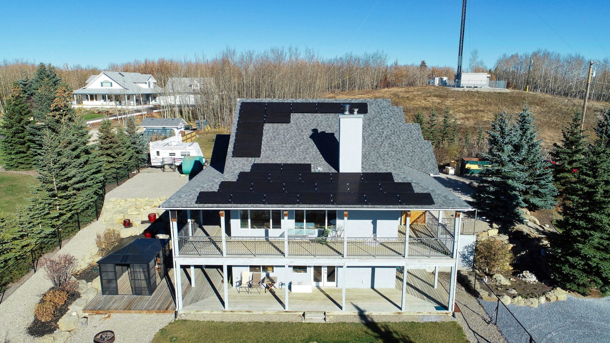 solar panel system Calgary