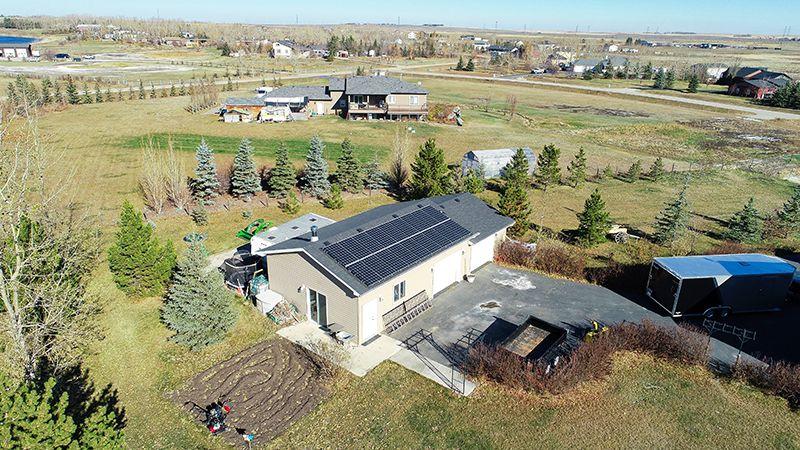 Solar Grid-Tie Calgary